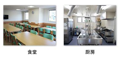 食堂 厨房