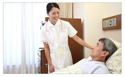 24時間スタッフ常駐・安否確認・生活相談サービス、緊急時のナースコール対応・医療機関連絡体制
